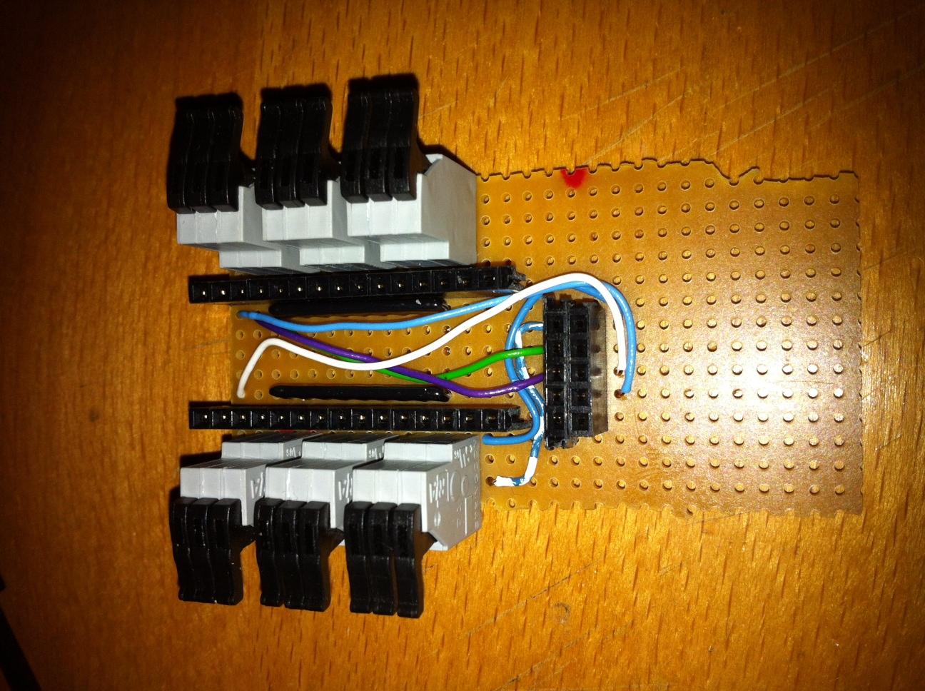 Quelque chose de nouveau assez Montage Domotique Arduino &CS38 | Aieasyspain @AX_68